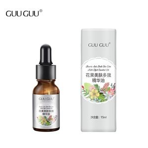 Flowers and fruits skin care multi effect essential oil